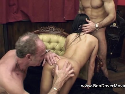 ben dover rough sex and hot rimming milf rough sex