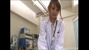 exciting nurse ebihara arisa gives her guy solo male