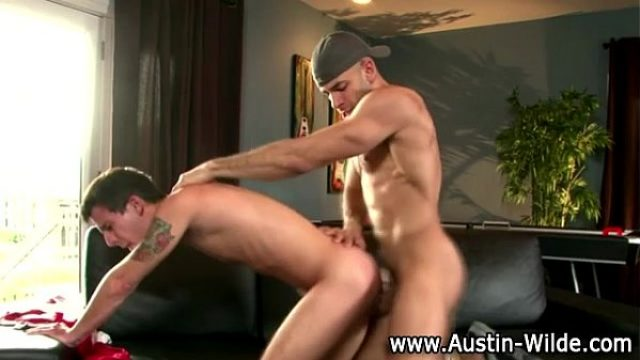 gay pornstar austin wilde cums beautiful thin pornstar gay