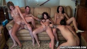 huge home sex sex party too delicious too sha straight sex