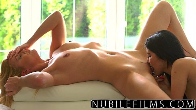 nubilefilms lesbians jizz harder so delicious very beautiful